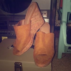 H&M size 40 wedges